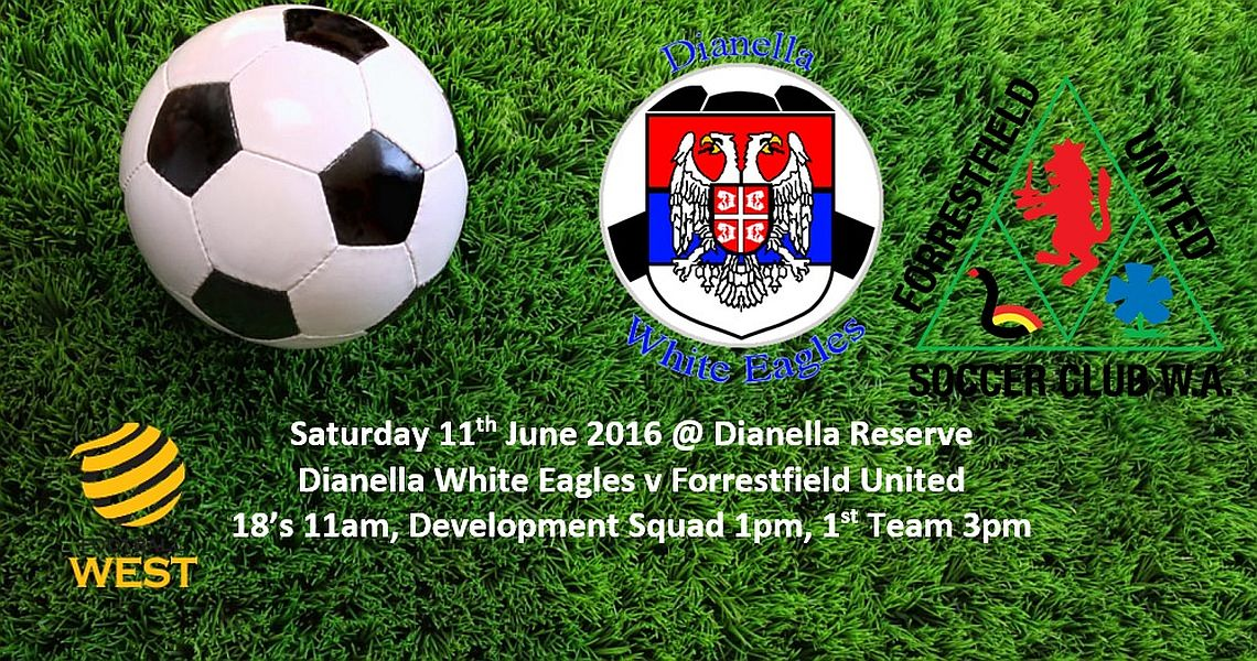 Dianella white eagles scoccer club
